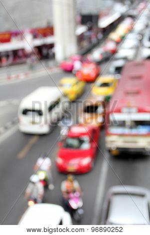 Blur Street Bangkok