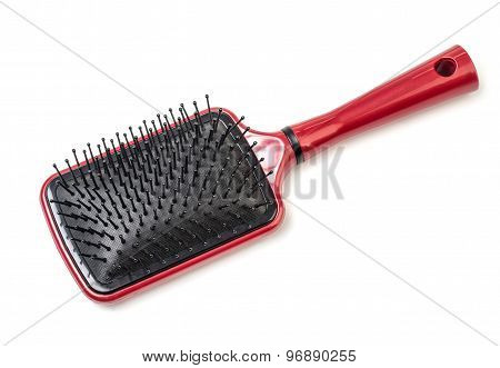 Red Massages Comb