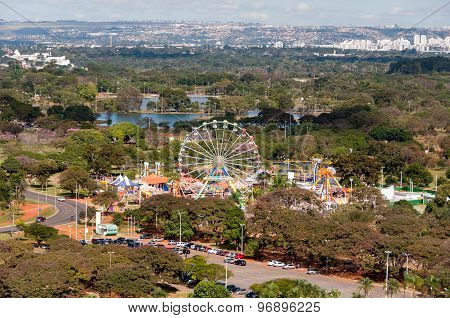 Brasilia Amusement Park