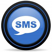picture of sms  - sms icon message sign