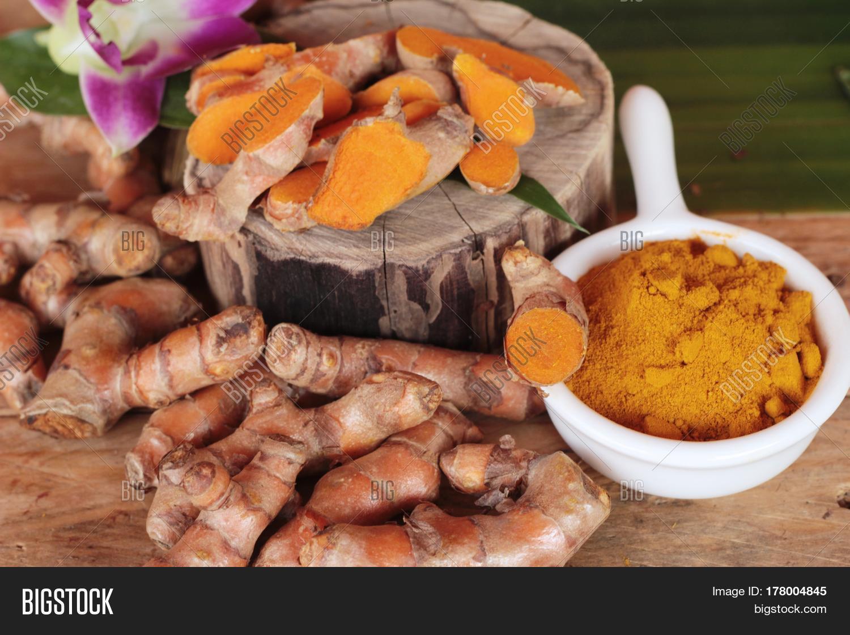 Turmeric root svenska