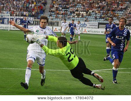 Dynamo Kyiv vs Gent