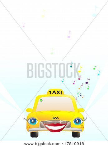 music taxi girl