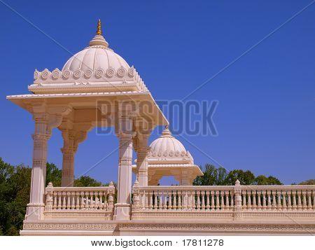 BAPS Swaminarayan Mandir in Lilburn, GA