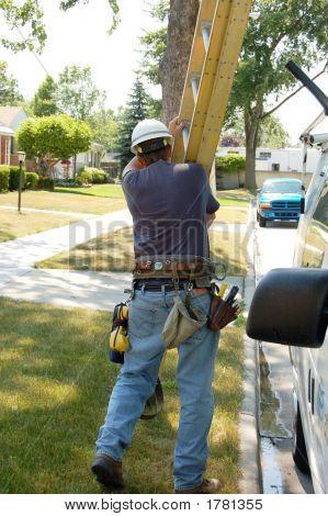 A utility man