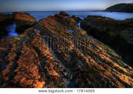 Sunrise On Spooners Cove