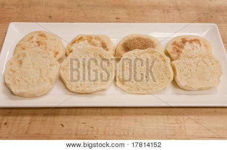 Four Cut English Muffins