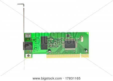 ISDN (oder lan Ethernet) Pci-Adapter