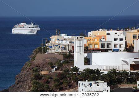 Morro Jable, Fuerteventura Spain
