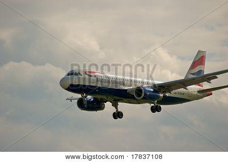 Airbus A320 Ba