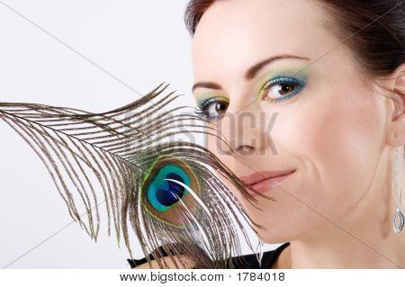 Beauty With Make Up