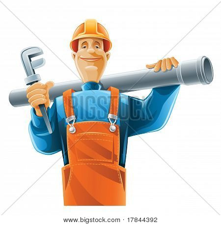 Sanitary Technician With Tube
