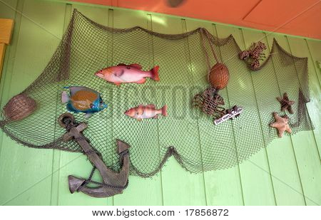 Fish Net Arrangement