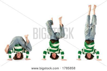 Headstand Take Three