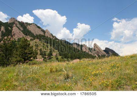Flatirons, Boulder, Co