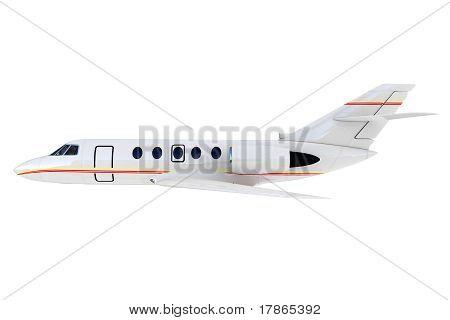 3D Private Plane
