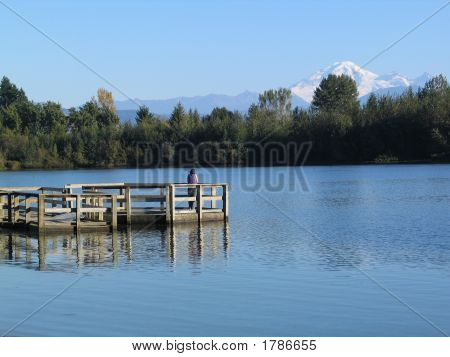 Mill Lake In Abbotsford