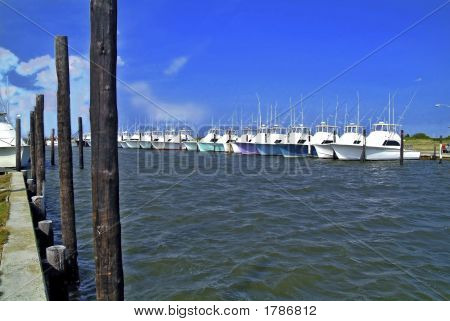 Fishing Boat Dock