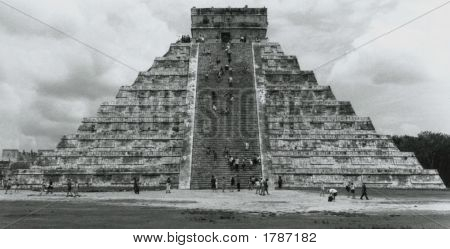 El Castillo Chitchen Itza