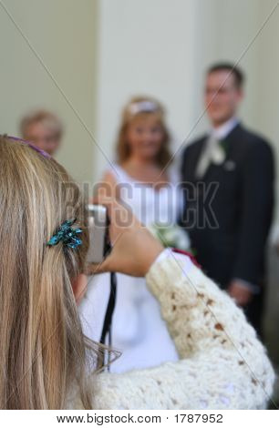 Young Wedding Photographer