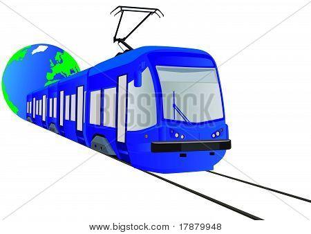 Urban electric transport