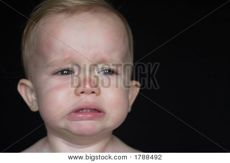 Crying Toddler