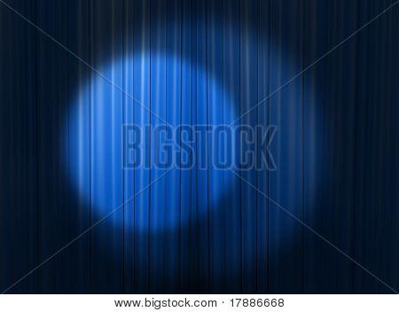 Blue Headlights