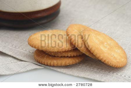 Crackers For Breakfast