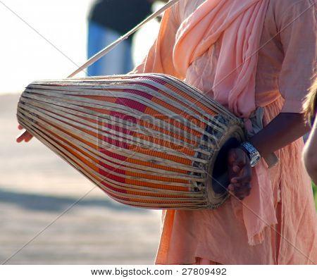 Baterista de Harri Krishna