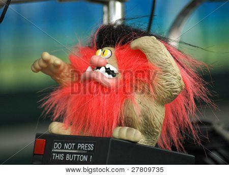 muñeca de troll genérico