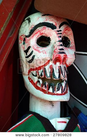 Dia de los muertos idol