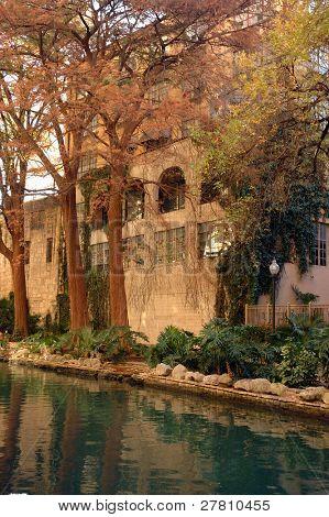 Riverwalk in San Antonio Texas