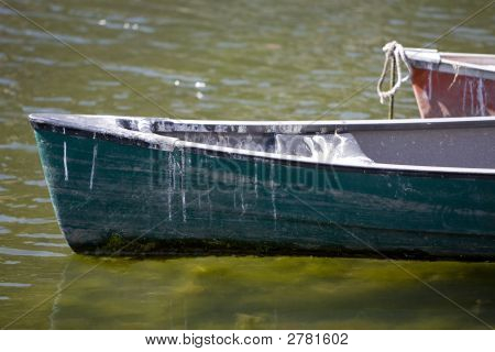 Guano Stained Boat