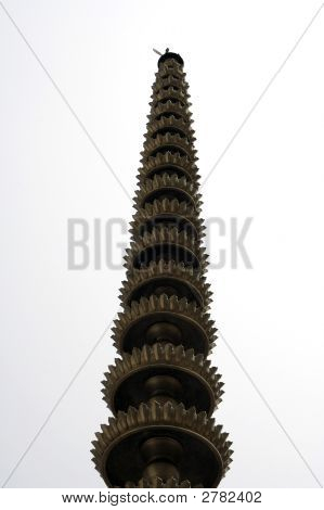 Traditional Monument Of Indian Culture