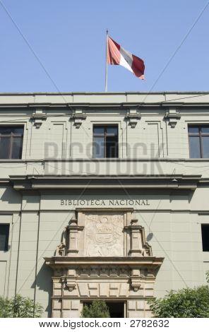 National Libray Lima Peru