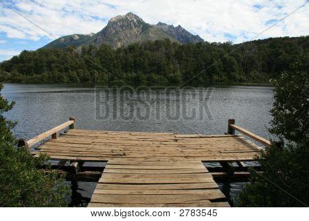 Lake Near Bariloche