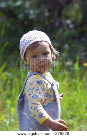 Little Girl #2