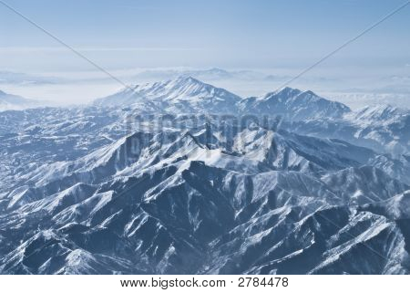 Dramatic Mountain Ranges