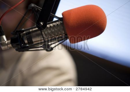 On Air Microphone