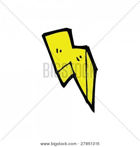 lightning bolt drawing