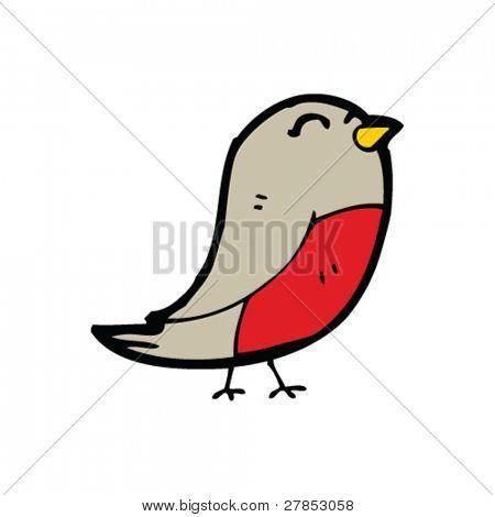 dibujos animados de Robin
