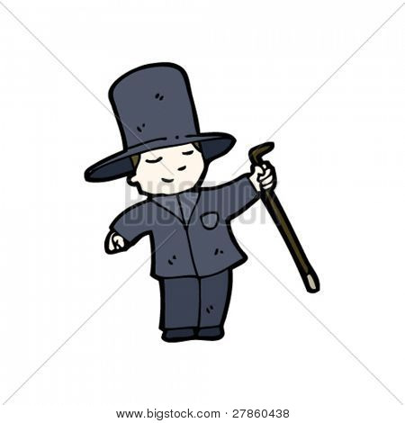 ringmaster boy cartoon