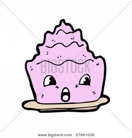 jelly dessert cartoon