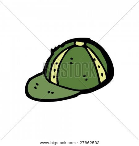 scout cap cartoon