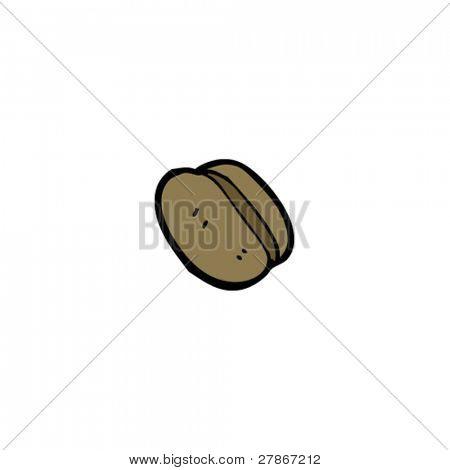 coffee bean cartoon