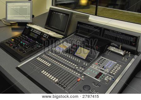 Sound Control Room