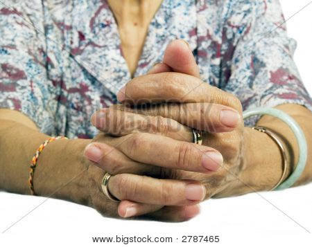 Grandmother Hand