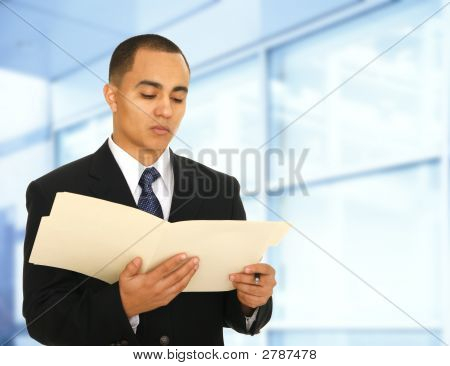 Reading Folder