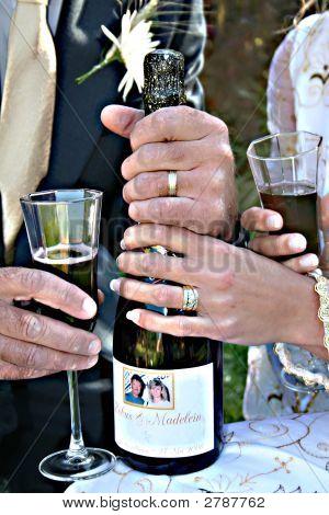 Bridal Pair Rejoicing