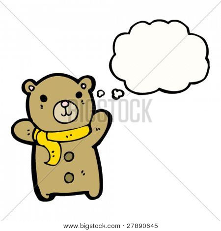cute Cartoon Teddy bear